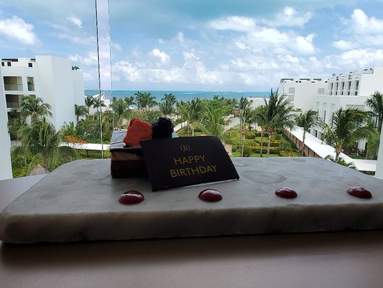 Finest Playa Mujeres: Nice dessert waiting for us every afternoon