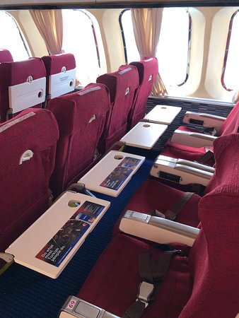 Dodecanese Flying Dolphins: New Seating Installed 2019