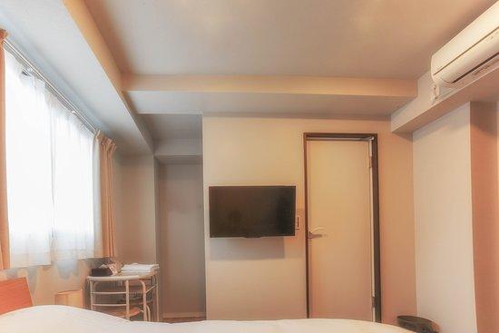 Floral Iron Tower Hotel Tokyo: 大床房(1张大床)