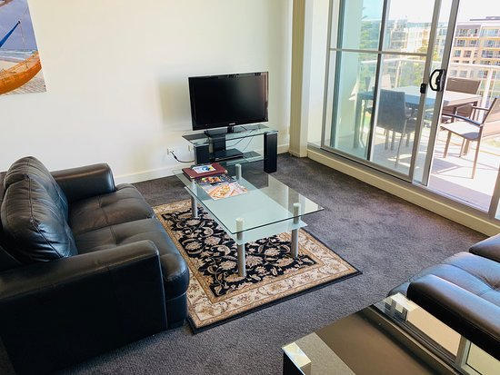Oceanview Apartment - two bedroom apartment located 10th floor at 29 Colley Terrace