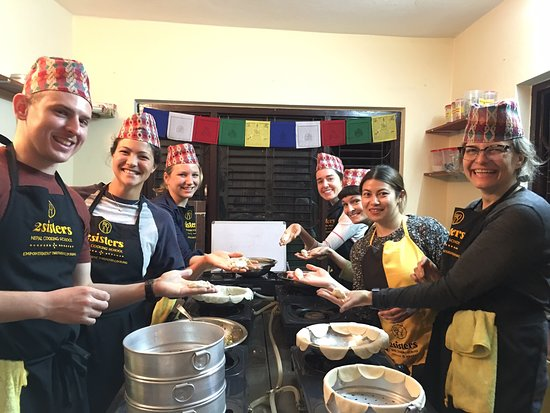 2Sisters Nepal Cooking School