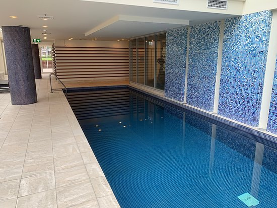 Pool only available to guests at Oceanview Apartment - two bedroom apartment located 10th floor at 29 Colley Terrace