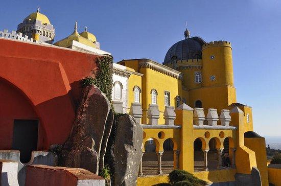 Visite en petit groupe à Sintra au...