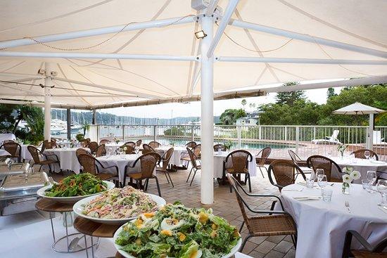 Stunning views across Pittwater – Metro Mirage Hotel Newport, Newport fényképe - Tripadvisor
