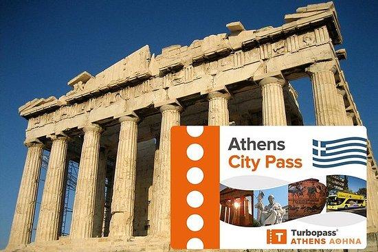 Athens City Pass including Acropolis...
