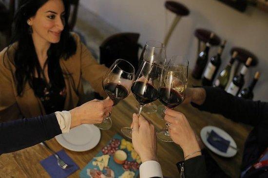 Kveld i Roma: Vinsmaking med Sommelier