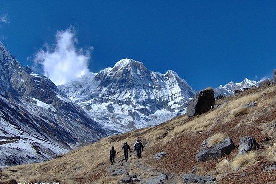 Escursione al campo base di Annapurna