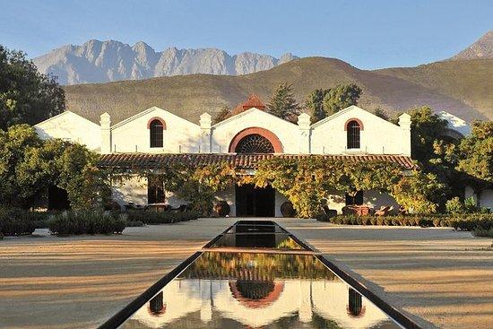アンデス山脈プライベートワインアドベンチャー...