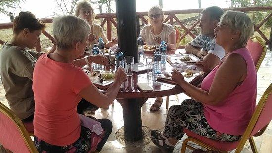 Gilgil, Кения: Meals time