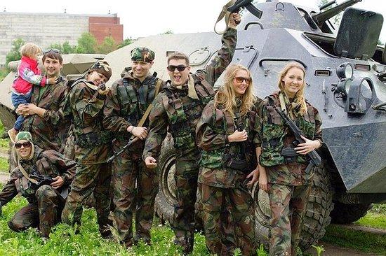 Tournée militaire: conduite de...