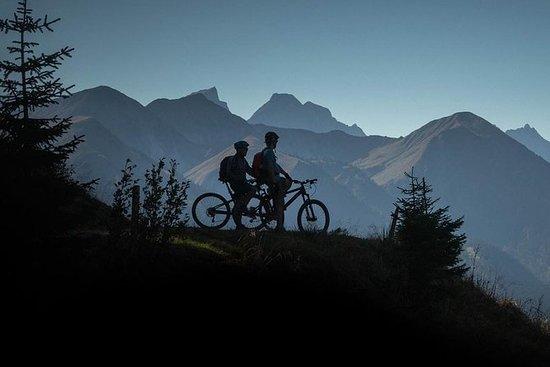 Innsbruck eBike Tours: Ride More Tirol eBike mountain tours.