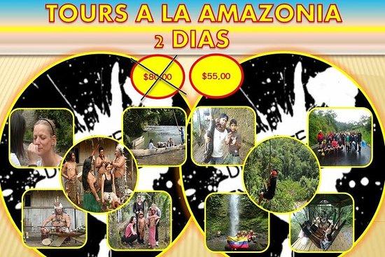Dos dias en la amazonia - Selva...