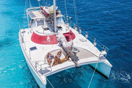 Tour en catamarán a la parrilla