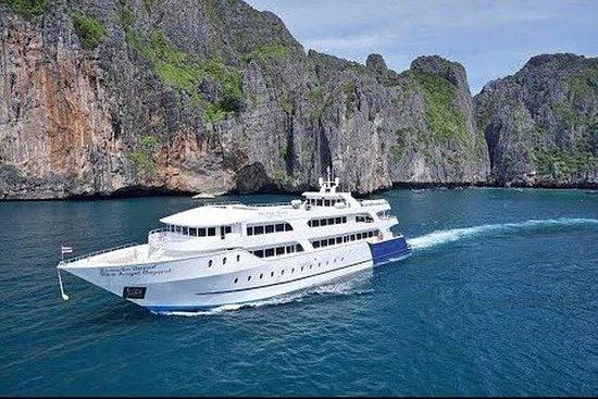 PHUKET Bli med på tur: Phi Phi Island...