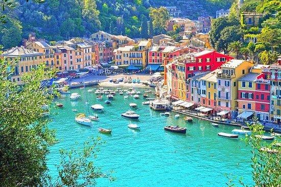 Camogli, San Fruttuoso, Portofino...