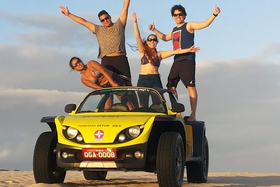 Buggy ride i Natal - North Coast