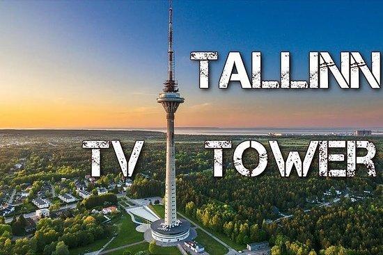 塔林電視塔入口