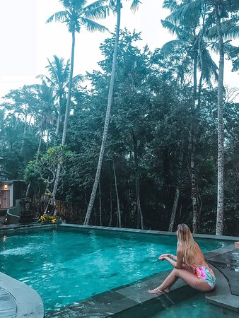 Private villas with pool