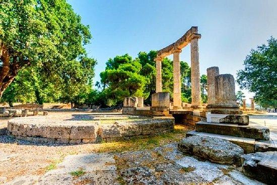 Circuit de trois jours en Grèce...