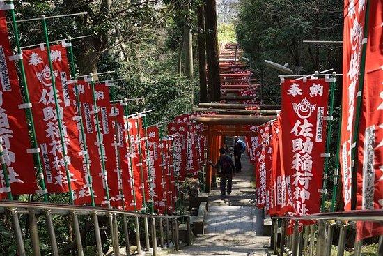 Visite spirituelle japonaise sur...