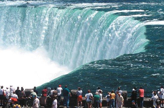 尼亚加拉瀑布日巴士之旅