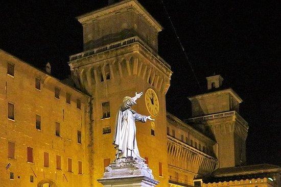 Ferrara belyser liten grupptur på ...