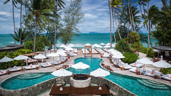 Not a family hotel - Review of Nikki Beach Resort & Spa Koh