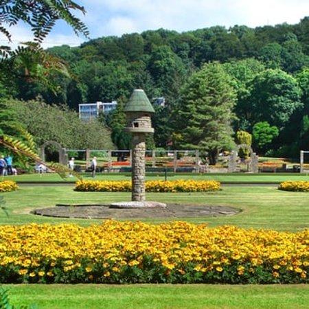 Largs, UK: Douglas park