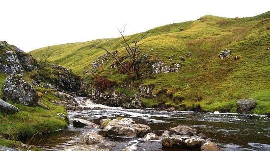 Largs, UK: Greeto falls