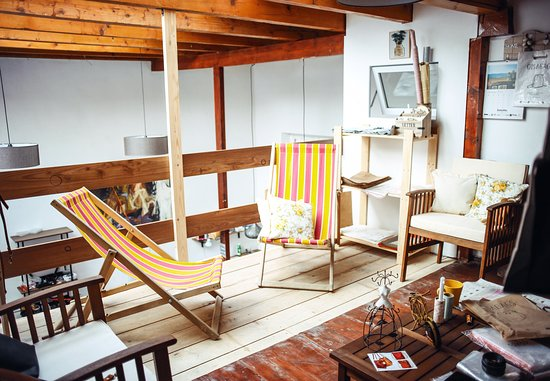 Tbiliszi, Grúzia: Second Floor is for guests !