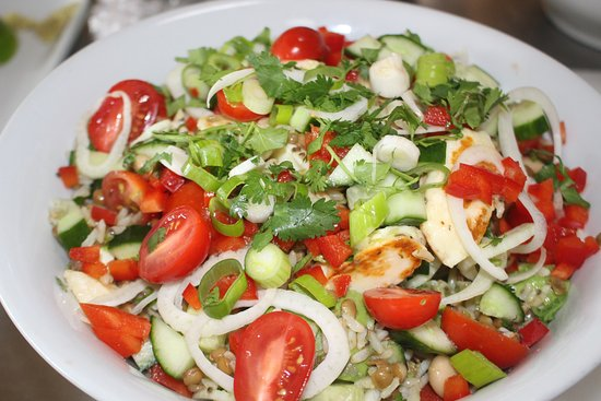 Swan Reach, Австралия: Summer salad for those hot days when no cooking is best