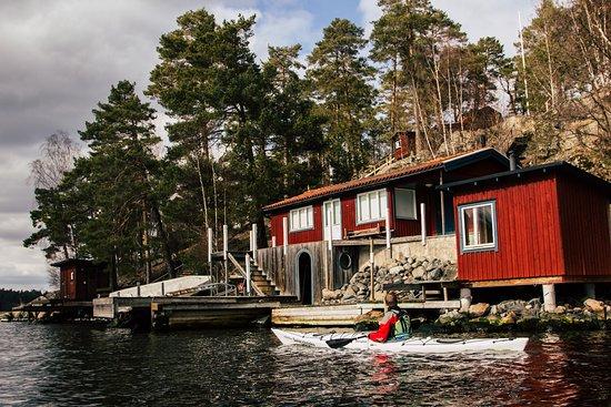 Skargardens Kanotcenter Kayaks & Outdoor: Vaxholm kayaking tour