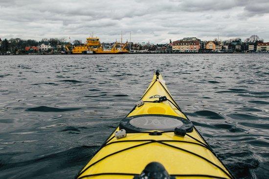 Skargardens Kanotcenter Kayaks & Outdoor: Vaxholm by kayak - guided kayak trip in amazing Stockholm Archipelago