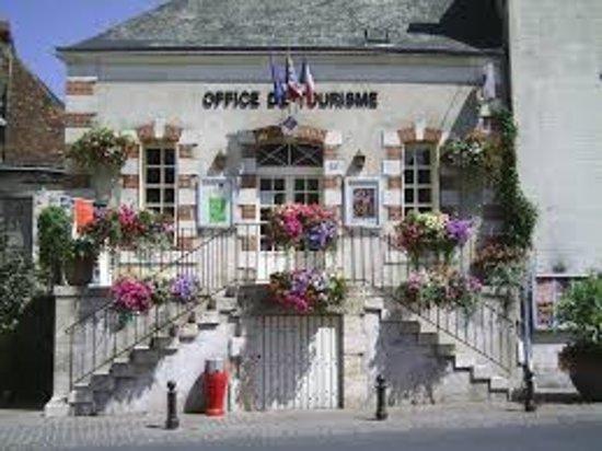 Bureaux D'Accueil De L'Office de Tourisme Autour de Chenonceaux