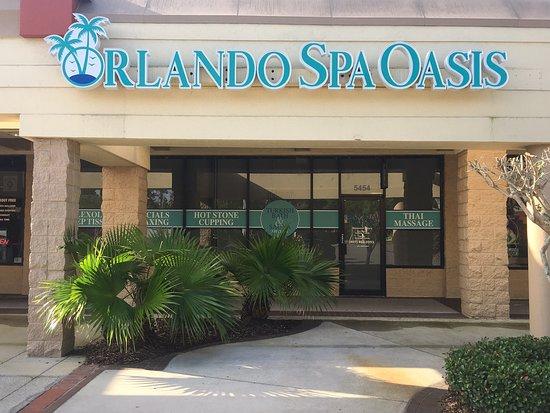 Orlando Spa Oasis
