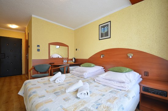 Pensjonat Relax: Pokój Dwuosobowy typu Standard z 1 lub 2 łóżkami i Balkonem