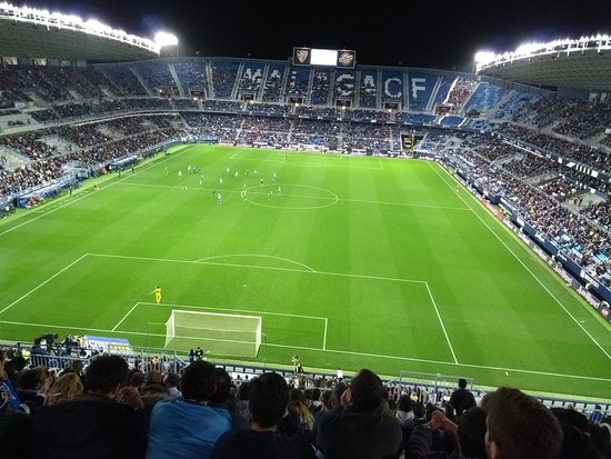 ‪Estadio La Rosaleda‬