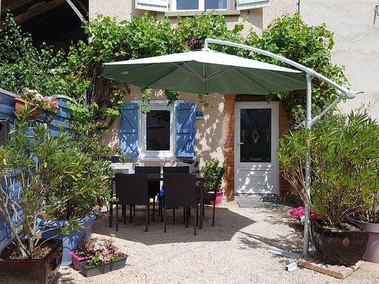 L'Hermine Occitane: Entrée cottage