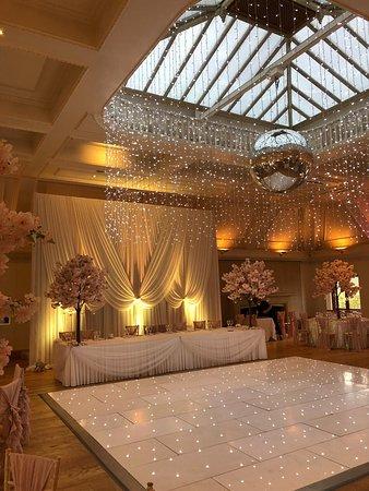 Sparkling Banqueting Suite