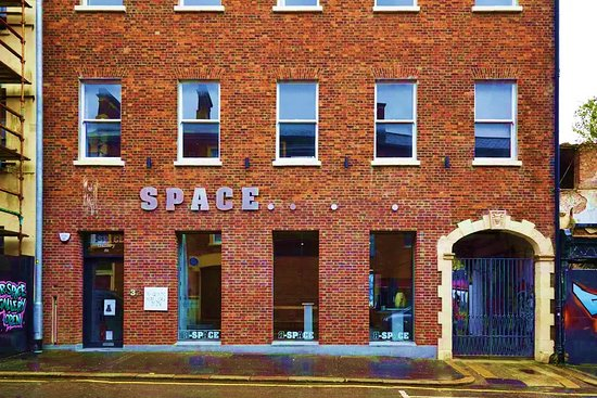 R-Space exterior at 32 Castle street Lisburn