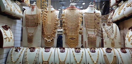 Dubai Gold Souk: gold souk