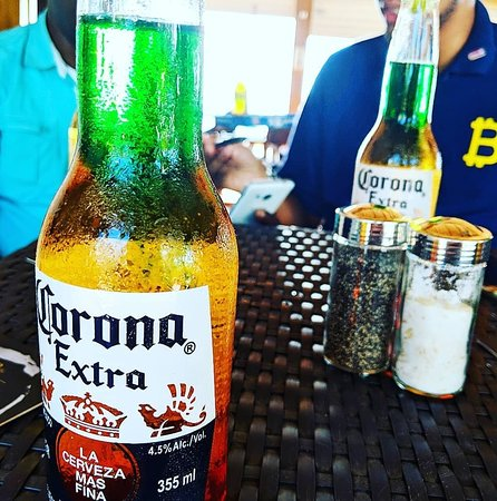 Have you ever had an Irie Corona...come to VIBES!
