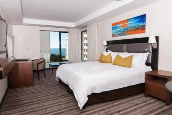 Premier Hotel Cape Town: Executive King Sea View