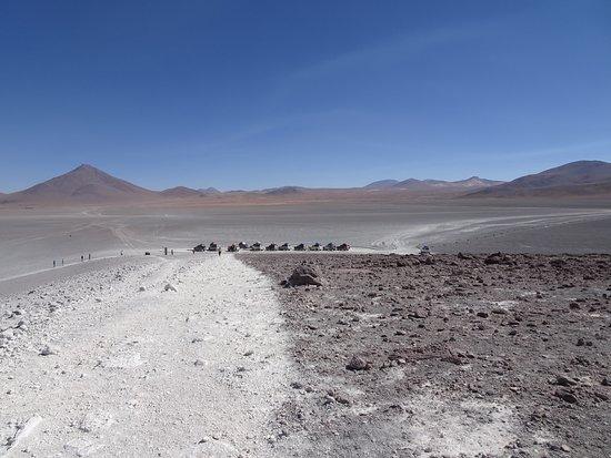 Uyuni Salt Flat Trip with Lithium Aventura