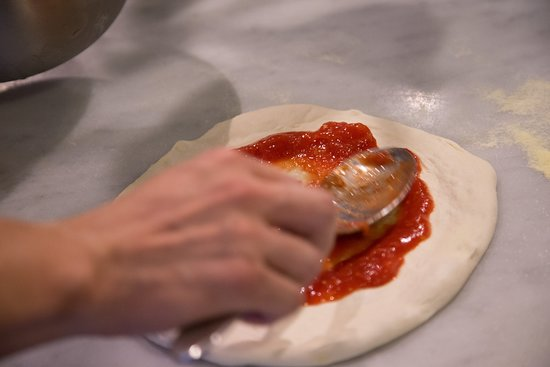 Pizzeriaterzookei: 手早くとトマトソース