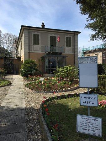 Museo Villa Puccini: A gem of a villa.