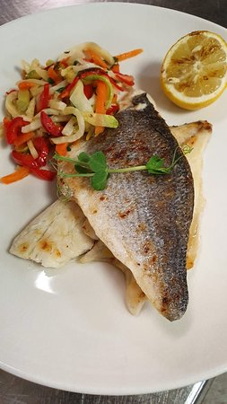 For fish lovers we have delicious dishes.