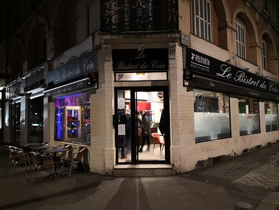 Le Bistrot Du Coin Rouen Restaurant Avis Numero De Telephone Photos Tripadvisor