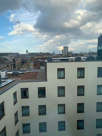 Excellent city centre hotel
