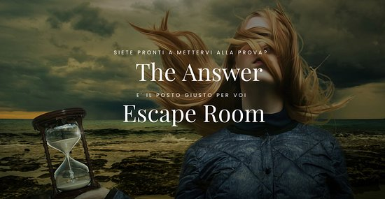 The Answer Escape Room